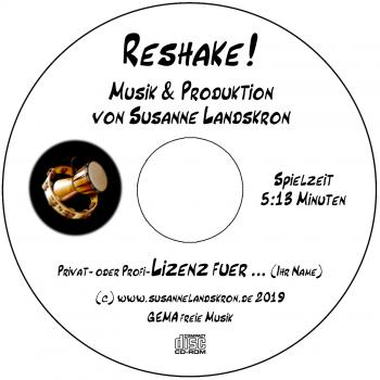 Reshake! (CD inkl. MP3)