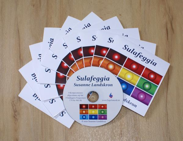 Sulafeggia (CD + MP3-Album)